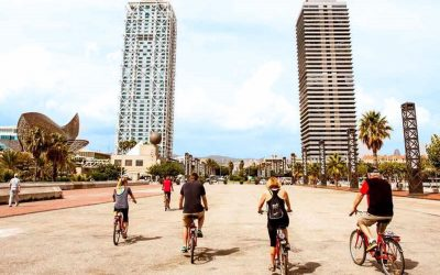 Free Bike Tour Barcelona