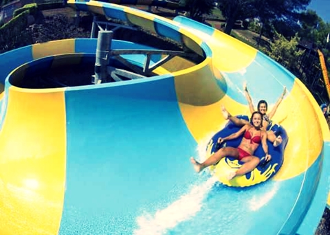 Water Parks in Barcelona