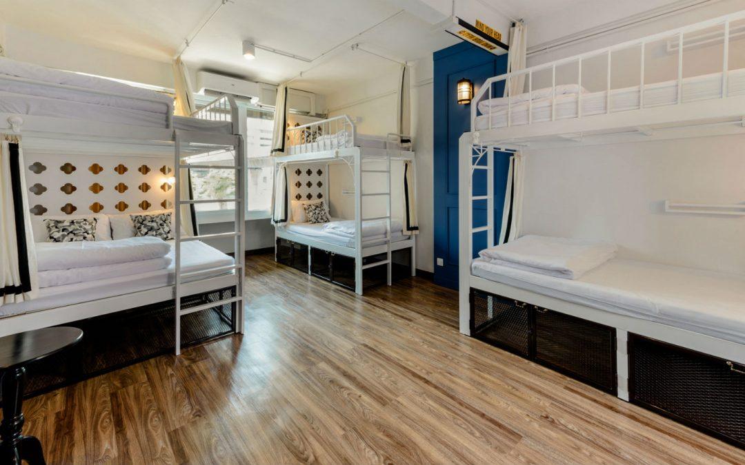 The best hostels in Barcelona